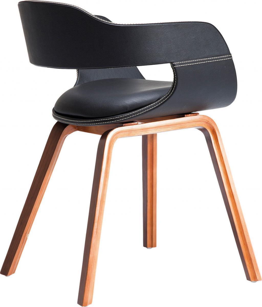 Kare Design Eetkamerstoel Costa Walnut Bruin - Designwonen.com ...